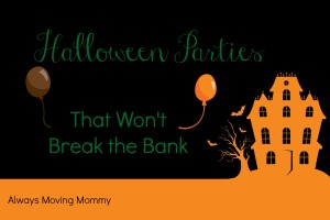 Halloween Parties That Won't Break the Bank