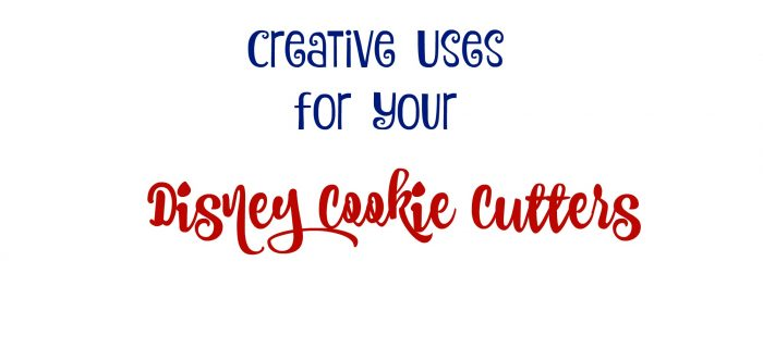 Creative Uses for Disney Cookie Cutters