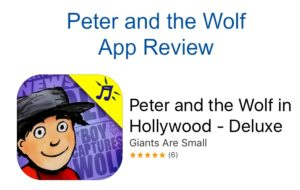 Educational + Fun = Peter and the Wolf App