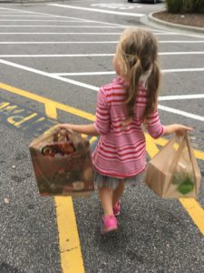 Using the Publix App to Make Shopping Even Easier -- since you've already got your smart phone at the store with you, let it help you stay organized and save some money   www.alwaysmovingmommy.com