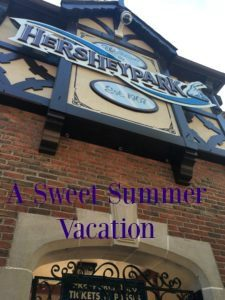 Hersheypark – A Sweet Vacation Destination