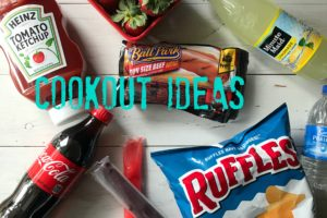 Quick, Easy, and Affordable Cookout Ideas