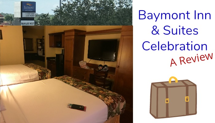 Baymont Inn and Suites Celebration Review | Always Moving Mommy