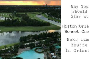 Hilton Orlando Bonnet Creek Review
