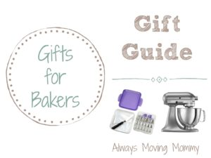 Gift Guide: Gift Ideas for Bakers