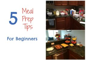 5 Meal Prep Trips for Beginners