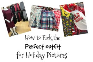 How to Pick the Perfect Outfit for Holiday Pictures