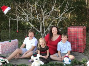 Tips for Taking Pictures at Home | AlwaysMovingMommy.com | Try taking your Christmas card pictures at home this year! These tips will help make sure they're a success.