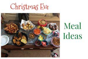 Christmas Eve Meal Ideas