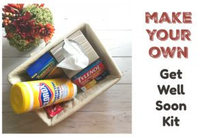 How to Make Your Own Get Well Soon Kit