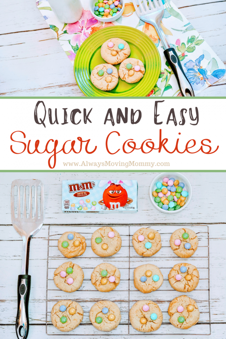 Decorating Sugar Cookies with Chocolate Candies