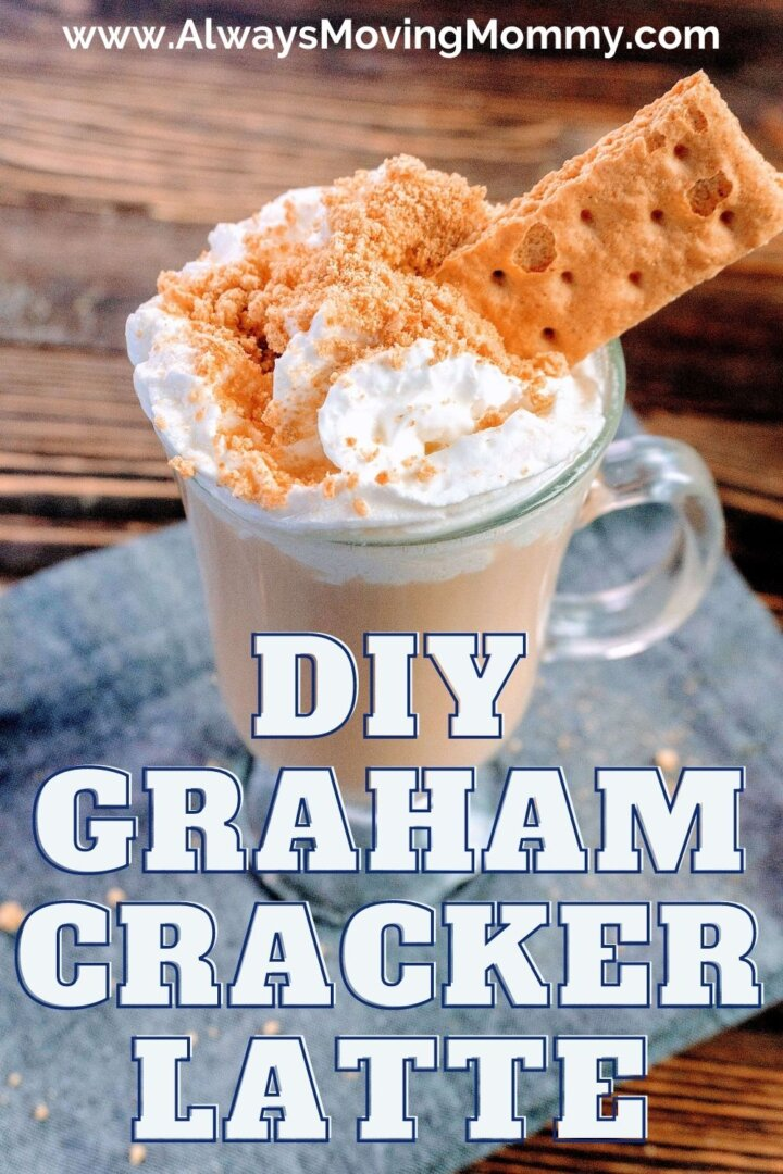 How to make your own graham cracker latte at home